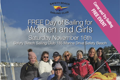 Discover Sailing for Women and Girls Day
