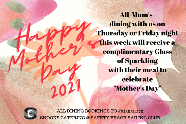 Mothers Day Flyer 2021 6 x 4