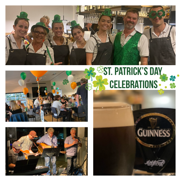 St Pats Day Celebrations 2021 at SBSC