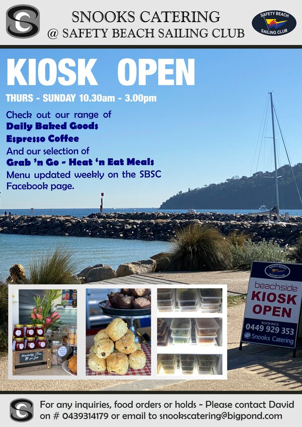 Snooks Catering E News Flyer 28 May 2020 RS